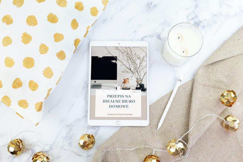 Ebook Przepis na idealne biuro domowe